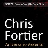 Chris Fortier - Live at Club La Boite, Tucuman, Argentina (20-08-2016)
