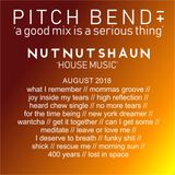 NUT NUT SHAUN MIX - AUG 2018