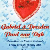 DJenson's - float with me into the sound (Gabriel & Dresden Special - impressed by a gig @ vandit-ni