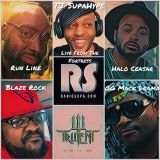 TJ SupaHype LIVE FROM THE FORTRESS w/ Runlike, Blaze Rock HyprBst TRIDENT & Halo Ceasar  10/3/17