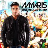 Mykris - November 2015 Mix