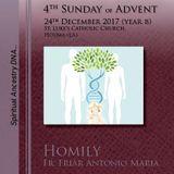 Spiritual Ancestry DNA...