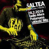 Saltea - Połamana Lekkość Bitu / Radio Afera