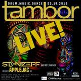 DJ Applejac LIVE At Tambor, 5.19.18