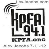 Alex Jacobs - Sound Healing - Therapeutic Music - KPFA Music of the World - 2012-07-11