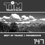 Trance In Motion 147