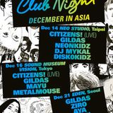 NeonKidz x Kitsuné Club Night Taipei Opening DJ Set