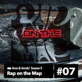 Rap on the Map #5.7 Avec & Amok (26-1-2018)