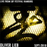 Oliver Lieb DJ Set at Liebe Bass Freiheit Festival Hamburg Sept.1st 2018