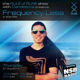 Rule Of Rune 038 - Clandestine Ft. Frequency Less (08.21.2014)