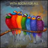 "CLASSICAL & JAZZ - ""With Room For All"" feat. music by Claude Debussy and Vince Guaraldi"