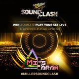 Miss Sarah Trance - España - Miller SoundClash
