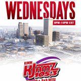 Rocky Montana Core Wednesday Mix on Kjamz 105.3 Tulsa Oklahoma