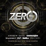 Cosmic Gate @ Project Zero NYE (Hordern Pavilion, Sydney) – 31.12.2016