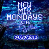 New Mix Mondays 4-30-12