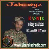 Jah Wyz..Inner View..Liberated Radio.