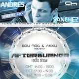EDU NRG & AKKU - AFTERBURNER 011 (ANDRES SANCHEZ GUEST MIX)