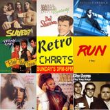 Retro Charts show on 106.9 N-Live Radio - 19.08.18 - With Jay Lucas