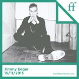Jimmy Edgar - Recorded Live 15/11/2013