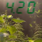 4:20 is music time – two years in space: the time is always 4:20