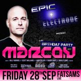 Marco V's Fat Sams mix for Electrode & Epic's Birthday