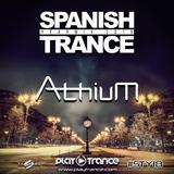 Athium. Guestmix Spanish Trance Yearmix 2018