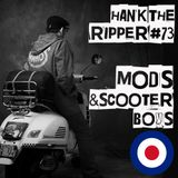 MODS & SCOOTER BOYS GENERATION by HANK THE RIPPER
