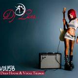 DEEP HOUSE VOCAL PROGESIVO TRANCE - DJ LUNA - VOL.158 - 2016
