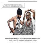 On Air w/The Blacks 3/23/16 (Featuring guests Tamar-kali, Rebecca Gitana Torres and Amma Whatt)