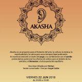 Angel Galán - Akasha Live jun2018