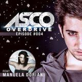 ASCO - OVERDRIVE #004 feat Manuela Doriani