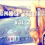 SUMMER FEELINGS Vol 2 ( Adrriano Perez Summer Mix 2014 )