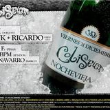 Coliseum 2x2   dj fran & dj ricardo   Nochevieja 2011  vol2
