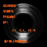 Back To Oldschool (Classic Vinyl Techno Set) @ Dj FuNahZ 2019