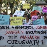 Entrevista a Delia Ramirez del Movimiento 138 Paraguay - Argentina