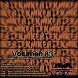 TTPCDmix583 Compiled & Mixed by Tekniker [2017] Volumen 83