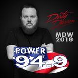 Dirty Darren May 2018 MDW Mix Power 94.9 Salt Lake City Utah
