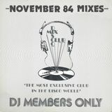 DMC Issue 22 Mixes November 84