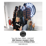 BHX Takeover: Annabel, Muna, 44 Deep & Tana - 19th September 2017