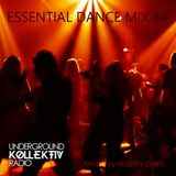 Essential Dance Mix 44 UKR Show Mixed by Mighty Craic