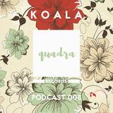 quadra podcast 008 - mixed by KOALA