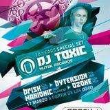 20 Years DJ Toxic Anniversary @ Specka Club