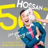 Hossan-AH 50! The HOUSE MUSIC