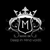 Deep in Mind Vol.65 by Manu DC (January 2014)