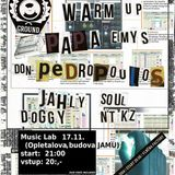 dub from the ground warm-up mixtape 2014_by æOm