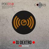 Codein Podcast 018 (Dj Dextro)