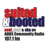 Suited & Booted 27/5/13