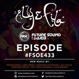 Aly  Fila - Future Sound of Egypt 433 [29.02.2016]
