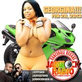 JAMROCK RADIO FEB 28, 2013: GEORGINA!!!