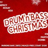 KD3 - Live @ Parking Bar (26.12.2015)